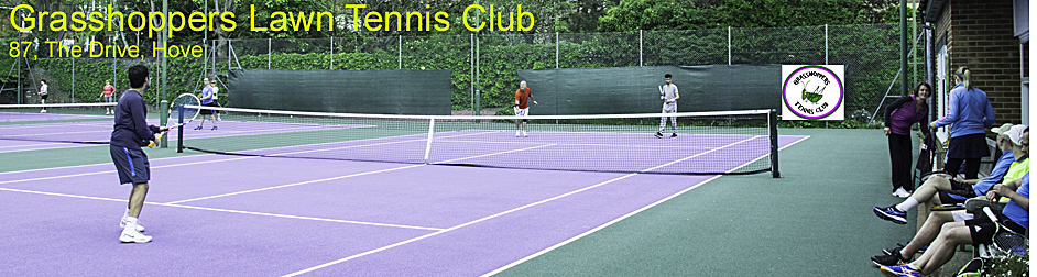 Grasshoppers Lawn Tennis Club